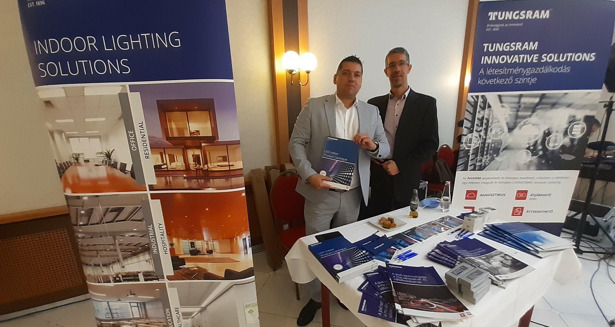 Részt vettünk a HFMC 2020 magyar létesítménygazdálkodási konferencián