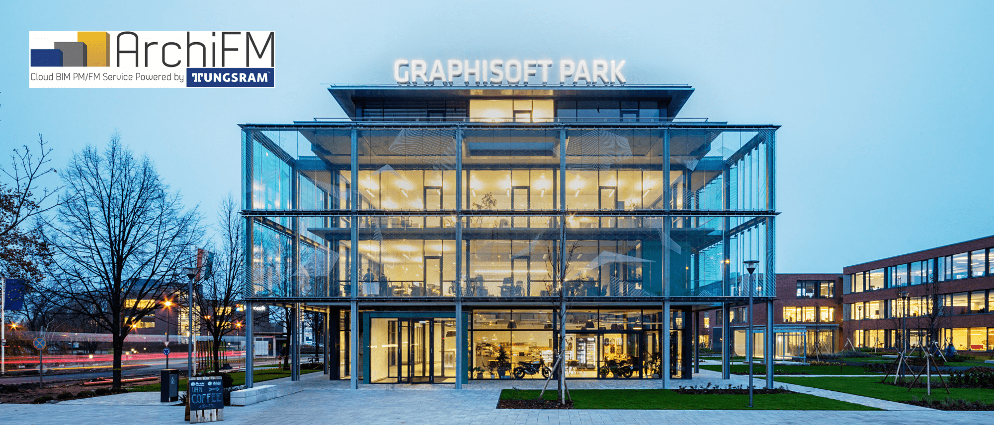 Tungsram Innovative Solutions has signed a contract with Graphisoft Park to modernize their existing real estate help desk system and expand its functionality.
